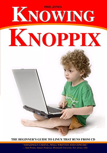 Large book cover: Knowing Knoppix