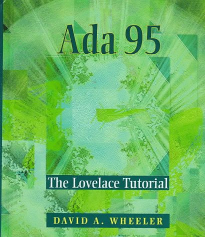 Large book cover: Ada 95: The Lovelace Tutorial
