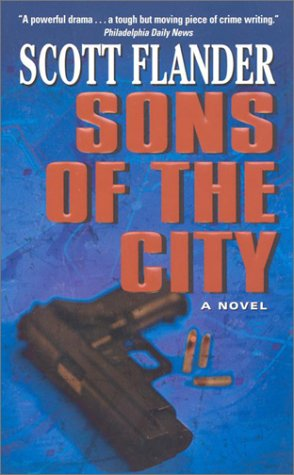 Large book cover: Sons of the City: A Novel