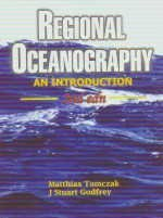 Large book cover: Regional Oceanography: an Introduction