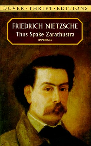 Large book cover: Thus Spake Zarathustra
