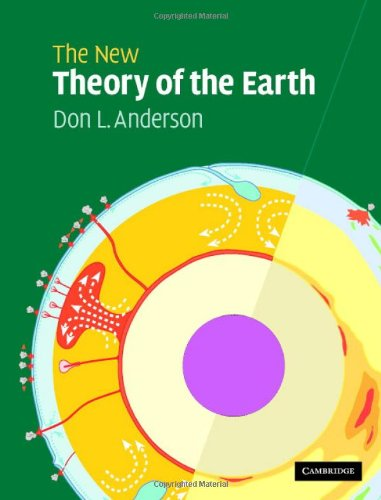 Large book cover: New Theory of the Earth