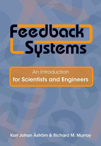 Large book cover: Feedback Systems: An Introduction for Scientists and Engineers