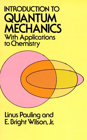 Large book cover: Introduction to Quantum Mechanics with Applications to Chemistry
