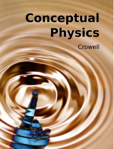 Large book cover: Conceptual Physics