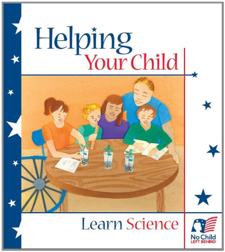 Large book cover: Helping Your Child Learn Science