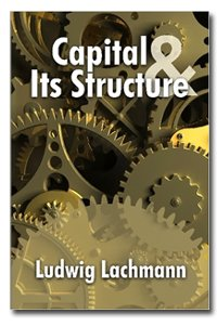 Large book cover: Capital and Its Structure