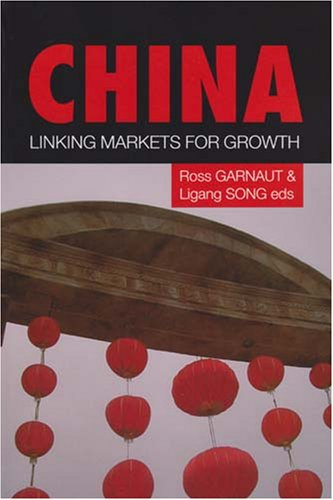 Large book cover: China: Linking Markets for Growth