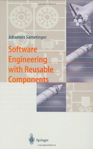 Large book cover: Software Engineering with Reusable Components