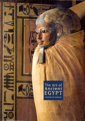Large book cover: The Art of Ancient Egypt