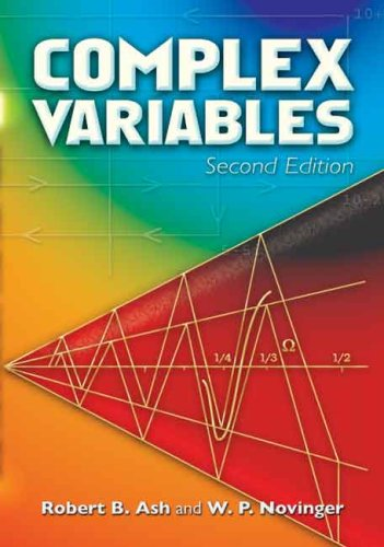 Large book cover: Complex Variables: Second Edition