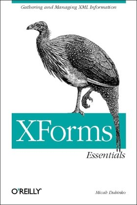 Large book cover: XForms Essentials