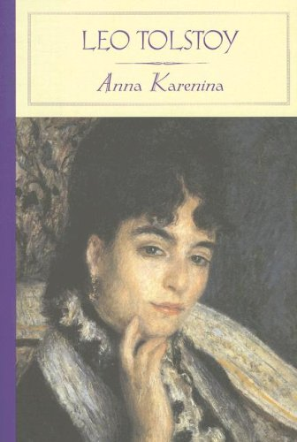 Large book cover: Anna Karenina