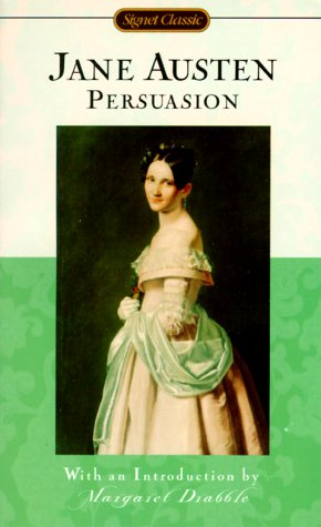 Large book cover: Persuasion