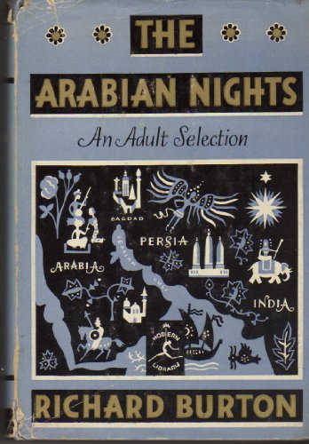 Large book cover: The Arabian Nights' Entertainments