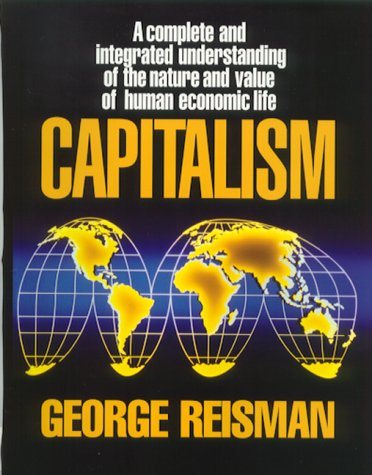 Large book cover: Capitalism: A Treatise on Economics