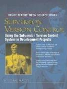 Large book cover: Subversion Version Control