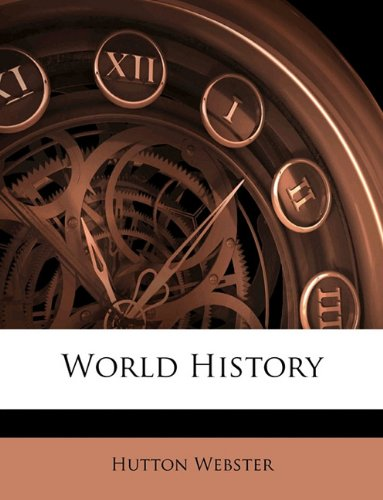 Large book cover: World History