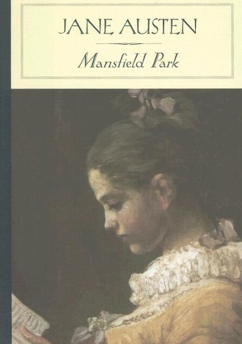 Large book cover: Mansfield Park
