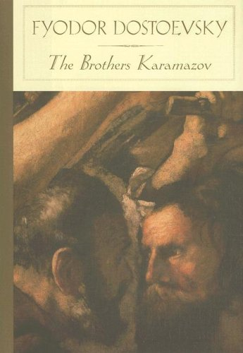 Large book cover: The Brothers Karamazov