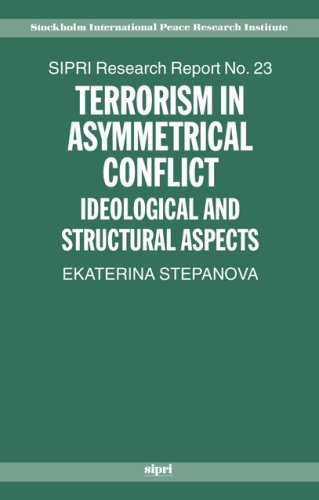 Large book cover: Terrorism in Asymmetric Conflict: Ideological and Structural Aspects