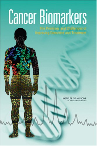 Large book cover: Cancer Biomarkers