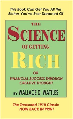 Large book cover: The Science of Getting Rich