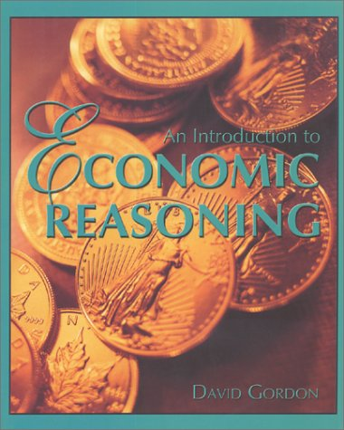 Large book cover: An Introduction to Economic Reasoning