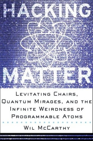 Large book cover: Hacking Matter