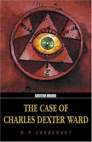 Large book cover: The Case of Charles Dexter Ward