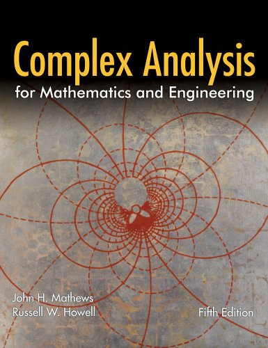 Large book cover: Complex Analysis for Mathematics and Engineering
