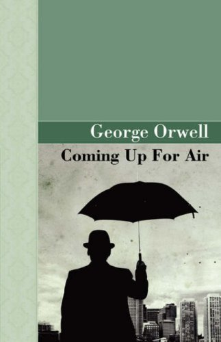 Large book cover: Coming up for Air