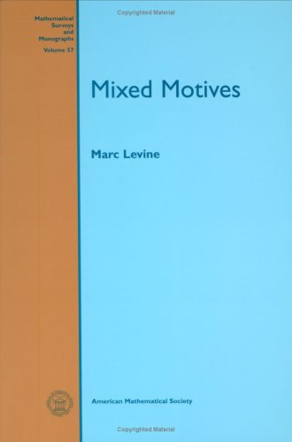 Large book cover: Mixed Motives