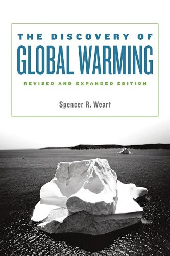 Large book cover: The Discovery of Global Warming