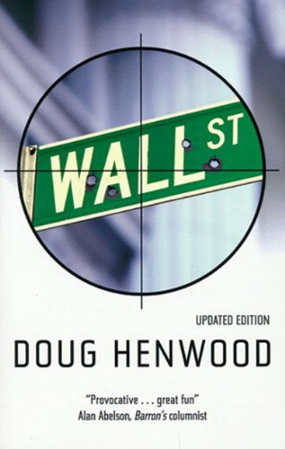 Large book cover: Wall Street: How It Works and for Whom