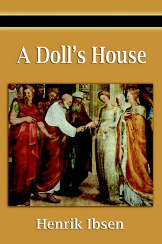 Large book cover: A Doll's House