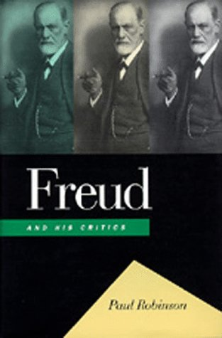 Large book cover: Freud and his Critics