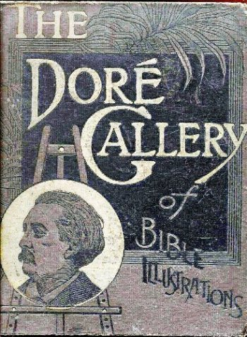 Large book cover: The Doré Gallery of Bible Illustrations