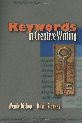 Large book cover: Keywords in Creative Writing