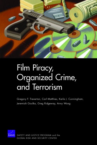 Large book cover: Film Piracy, Organized Crime, and Terrorism