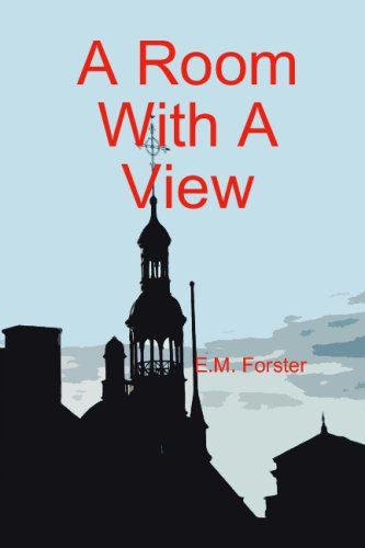 Large book cover: A Room with a View