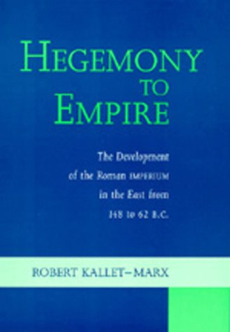 Large book cover: Hegemony to Empire