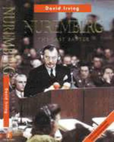 Large book cover: Nuremberg: The Last Battle