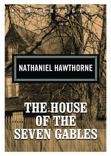 Large book cover: The House of the Seven Gables