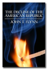 Large book cover: The Decline of the American Republic