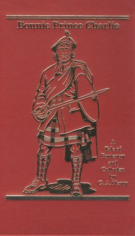 Large book cover: Bonnie Prince Charlie