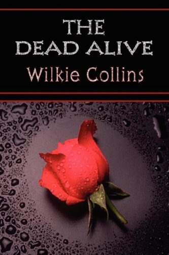Large book cover: The Dead Alive