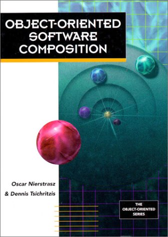 Large book cover: Object-Oriented Software Composition