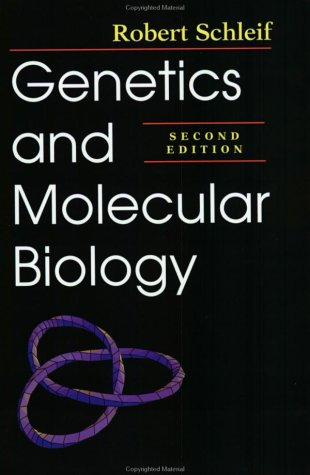 Large book cover: Genetics and Molecular Biology