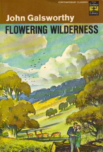 Large book cover: Flowering Wilderness